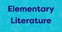 Elementary Literature / Guides and reading recommendations for elementary school.
