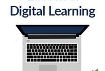 Edtech & Digital Learning / Digital learning is the way of the future - use our educational technology resources to enhance your lessons and engage your students.