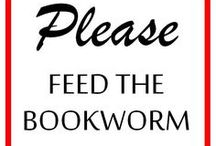 Book Worm / read me / by ☽☆★Moonbeam★☆☾