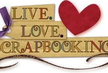 Paper Love / Scrapbooking & Stamping / by Shannan Mahoney