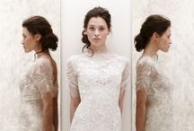 { say yes to the dress } / wedding dresses & brides