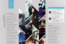 Web/UI / Va mucho más allá de la estética. Se trata de diseñar una experiencia. / by Manuel Domínguez