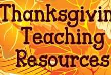 Thanksgiving Teaching Ideas / Use these Thanksgiving crafts, printables, and lessons in your classroom to celebrate the holiday and examine its history. / by TeacherVision