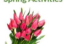 Spring Activities / Celebrate spring with educational activities your students will enjoy. These teaching resources include games, printables, and lesson planning ideas for Earth Day, May Day, Easter, Mother's Day, and other spring holidays.