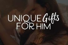 Gift Ideas For My Husband / Ever wish you had a huge list of awesome and creative gift ideas for your husband. Well, look no further. I have compiled and will continue to compile as many great gift ideas for your man, and mine.