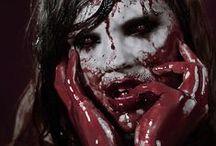 HORROR/BLOOD/GORE