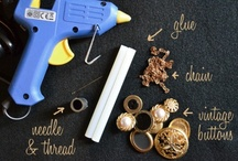 Projects - Crafts - Ideas / by Lila Davis