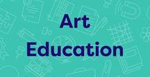 Art Education / Art projects, printables, and activities for the classroom.