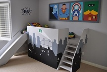 Kid's Room / inspiration for your little ones perfect space.  / by Angelique Fox