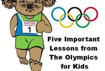 Olympic Games Teaching Ideas / The Winter Games begin February 7, 2014, in Sochi, Russia. Find fun crafts, history lessons, sports worksheets, and more to bring this international event into your classroom. / by TeacherVision
