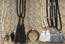 accessories are a girl's best friend / by Faith Tarala