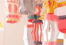 Pattern and Colour / Stunning patterns, prints and pops of colour