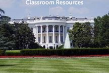 Civics / Educational resources for civics and government lessons.