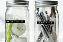 Craft space / by Julie Lalinne