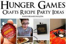 DIY Hunger Games / #DIY #Hunger_Games / by True Blue Me & You