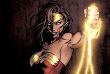 Wonder woman / by Donna Joseph