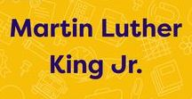Martin Luther King Jr. / Teach students about the life and legacy of Martin Luther King, Jr. through lesson plans, printables and activities. Use the photographs, speeches, historical documents and references to supplement units on civil rights, Black History Month, and Dr. King.