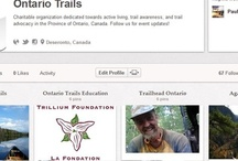 Blog / The OTC published trail news every day via the Ontario Trails Blog - http://ontariotrails.blogspot.ca