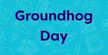 Groundhog Day / Educational videos about groundhogs, Groundhog Day printables, and holiday craft ideas to celebrate February 2.