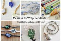DIY Roundups on truebluemeandyou.tumblr.com / #DIY  #jewelry  #diy gifts  #truebluemeandyou  / by True Blue Me & You