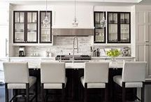 Kitchen Style / The kitchen is the heart of the home, the place where everyone gathers. Inspiring ideas and more for your kitchen.