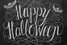 Happy Halloween / Halloween crafts, jack-o-lanterns, recipes and DIY decor
