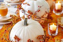 Fall & Thanksgiving Time  / by Pamela Wells
