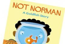 Read for the Record / Not Norman: A Goldfish Story, by Kelly Bennett, is this year's campaign book for Jumpstart's Read for the Record! Join millions of people around the world as they read the book on October 22. Find teaching resources on this board, and learn more about the campaign at readfortherecord.org. #ReadForTheRecord #ece #prek #literacy