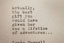Advice I should take / by Jen Kroll