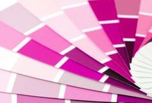 2014 Color of the Year - Radiant Orchid / Color inspiration featuring Pantone's 2014 Color of the Year, Radiant Orchid