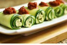 {Recipes} Healthy Snacks / by Rebekah McBride