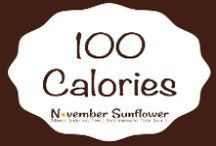 100 Calorie Snacks / Snacks that are just 100 calories.