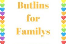 Butlins for Familys / If you are looking at booking Butlins (or already have) then this is the board for you. Full of tips, tricks and ideas to make you holiday the best one yet, you'll be sure to have an amazing trip.