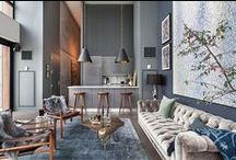 My Residence - Living Room / Favorite Pins from Hollis Rendleman Design boards / by Cheryl Berklich
