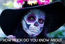 Day of the Dead / Celebrate Dia de los Muertos (Day of the Dead) on November 1 and 2 with these printables, crafts, educational videos, and lesson plans.