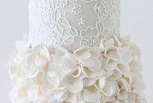 Gâteau mariage / by Julie Lalinne