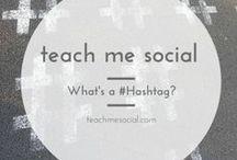 Teach Me Hashtags