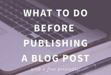 Teach Me Blogging
