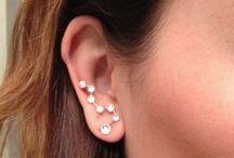 DIY Jewelry: Earrings / DIY Earring Tutorials / by True Blue Me & You