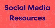 Social Media Resources / Learn how you can use social media as a learning tool in your classroom as well as how you can teach your students to use it safely.