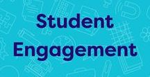 Student Engagement / Do you want to get your students more engaged and excited to learn? Check out these tips for improving engagement in your classroom.