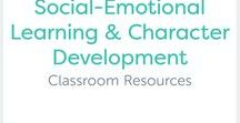 21st-Century Skills and Social-Emotional Learning / From dealing with teasing and managing anger to encouraging positive character development and instilling a sense of leadership, our resources will help guide your students towards becoming their best selves.