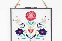 Free Embroidery Patterns / free embroidery patterns, beginner embroidery, hand embroidery, embroidery pattern, free hand embroidery patterns