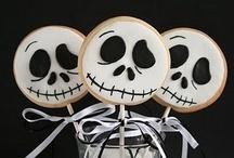 {Jack Skeleton} Halloween  / Jack Skeleton inspired Halloween ideas and inspiration on www.partyfrosting.com