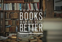 """TO READ IS TO FLY! / """"To read is to fly: it is to soar to a point of vantage which gives a view over wide terrains of history, human variety, ideas, shared experience and the fruits of many inquiries."""" - A. C. Grayling, Financial Times (in a review of A History of Reading by Alberto Manguel)"""