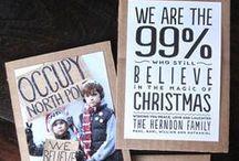 Christmas Card Ideas / by Jennifer Klenske