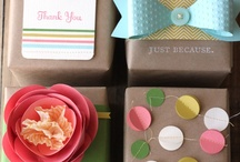 Cards & Paper Crafts / by Cristina Carrillo