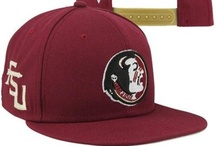 FSU Snapback Hats / by Florida State Seminoles