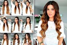 Hair&Makeup / How to on hair and makeup ideas / by Karli