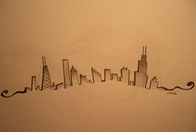 My kinda' town Chicago is  / Anything you ever wanted to see in Chicago (or not),and then some...I think I get a little carried away.. / by Carolyn Thurn-Alarcon